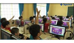 Thể thao điện tử với học sinh trường TH Thành Công B