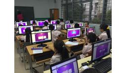 Học sinh trường tiểu học Ngôi Sao háo hức với thi đấu thể thao điện tử Tiếng Anh