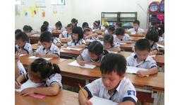Băn khoăn khi ra đề kiểm tra môn Tiếng Việt học kỳ I lớp 1...