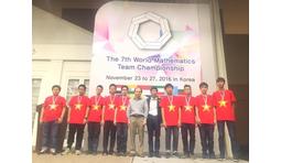 Chúc mừng chiến thắng của Đoàn học sinh THCS Giảng Võ tại WMTC 2016!