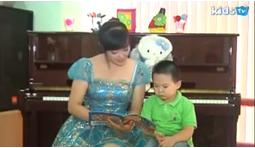 Cô Tiên xanh kể chuyện: Nàng Tiên cá