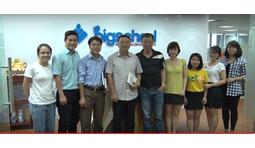 Mở ra cơ hội hợp tác giữa BigSchool và Đại học Ngoại Ngữ - Đại học Quốc Gia Hà Nội