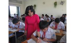 Tuyển sinh vào lớp 10 tại TPHCM: Đổi mới ôn tập đáp ứng yêu cầu mới của đề thi