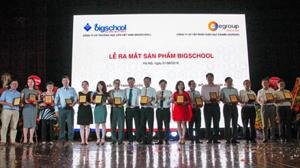 Bigschool: Trường học hiện đại trong thời công nghệ số