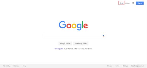 Hướng dẫn lập tài khoản Gmail