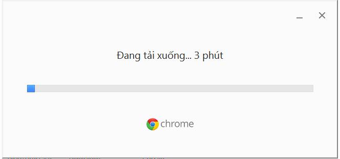 Hướng dẫn cài đặt Google Chrome