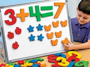 Đặc điểm não bộ của trẻ và cách dạy toán như thế nào?