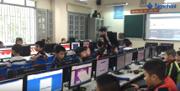 Thể thao điện tử của BigSchool bắt đầu nóng lên ở trường tiểu học Ái Mộ B.