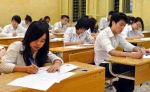 Hà Nội tiến hành khảo sát học sinh lớp 12?