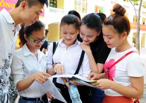 Lần đầu tiên thi thử môn Giáo dục công dân, thí sinh cảm nhận ra sao?