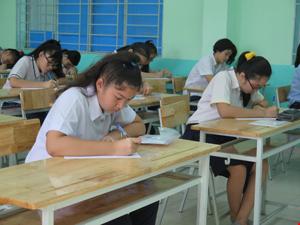 Thi vào lớp 10 THPT tại TP Hồ Chí Minh cần lưu ý gì?